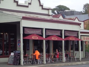 Widow Twankie's Cafe Clunes