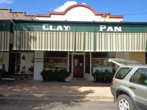 The Clay Pan Potters' Studio Barraba NSW
