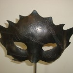 """InSide-OutSide-In"" Mask, Forged and electro-etched steel"