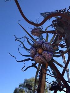 Wellington Gateway Sculpture , Francis Ferguson